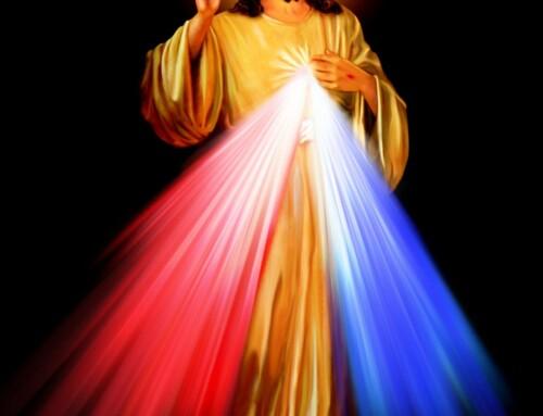 la Paix soit avec vous: le sublime de la miséricorde